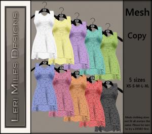 LMD Ad MP Delta Dress Addict Pack