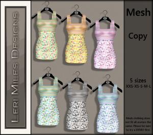 LMD Ad MP Fallon Dress Addict Pack
