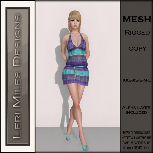LMD Ad Display MP Arlene Dress