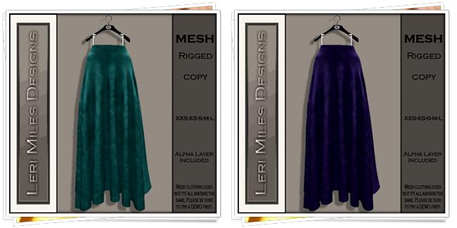 LMD Ad MP Iyana Skirt Tropical-Violet