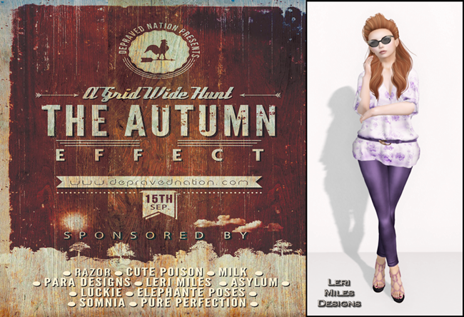 LMD for Autumn Effect 2013