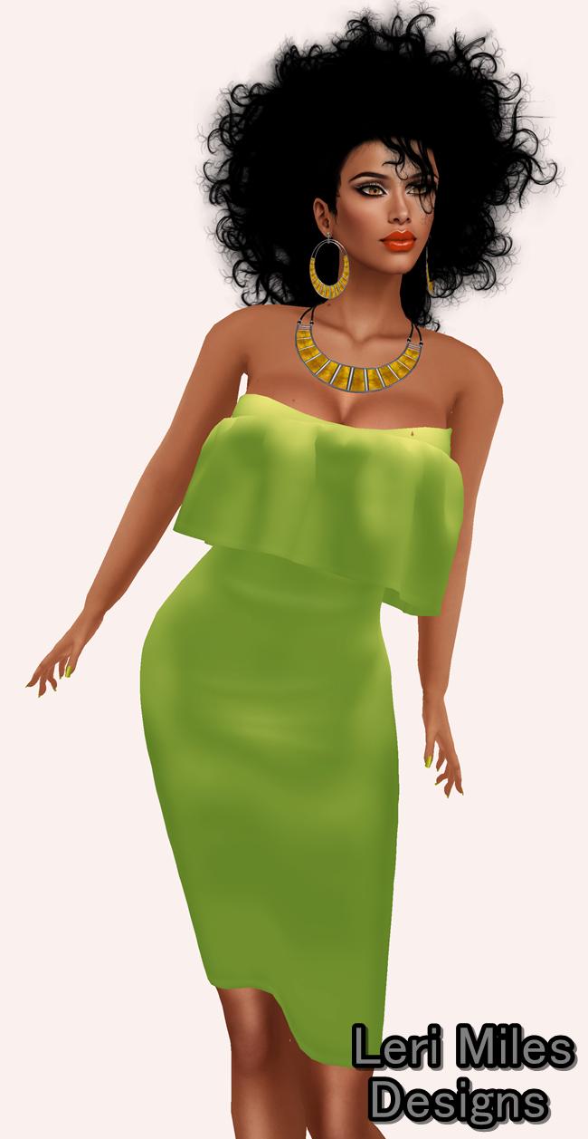 Leri Miles Designs - Deborah  Dress_001