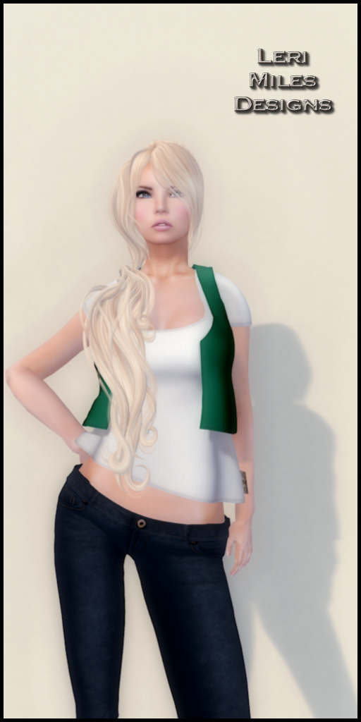 LMD Ad Display Lanna Solid Emerald