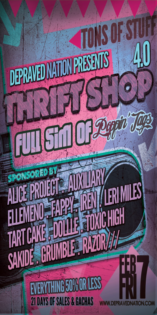 Thrift Shop Flier Full 4.0 2014