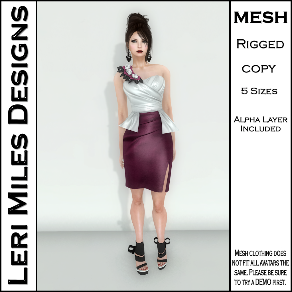 MP Lemora Dress Mauve