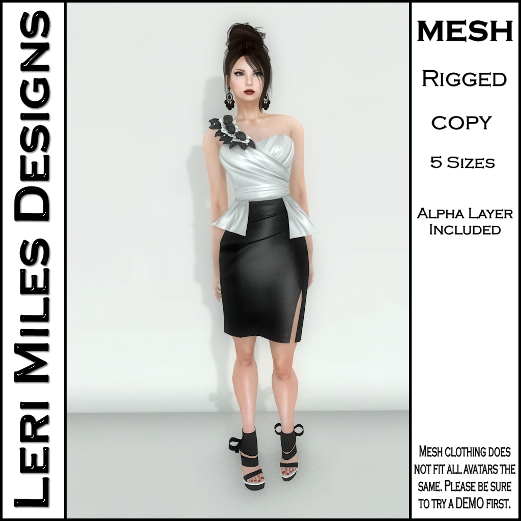 MP Lemora Dress Midnight