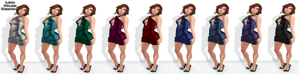 LMD Ad MP Ice Dress Addict Pack